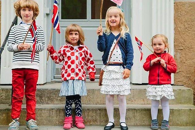 Norveç özellikle çocukların eğitimi için yüksek oranda efor harcıyor. Sadece eğitim de değil, sosyal gelişimleri de bu endişelerin kapsamında.