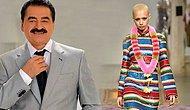 Londra Moda Haftası'nda İbrahim Tatlıses'ten 'Ölürsem Kabrime Gelme İstemem' Çaldı