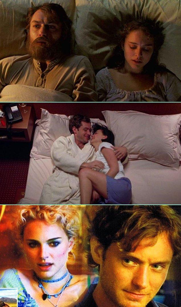 9. Natalie Portman & Jude Law