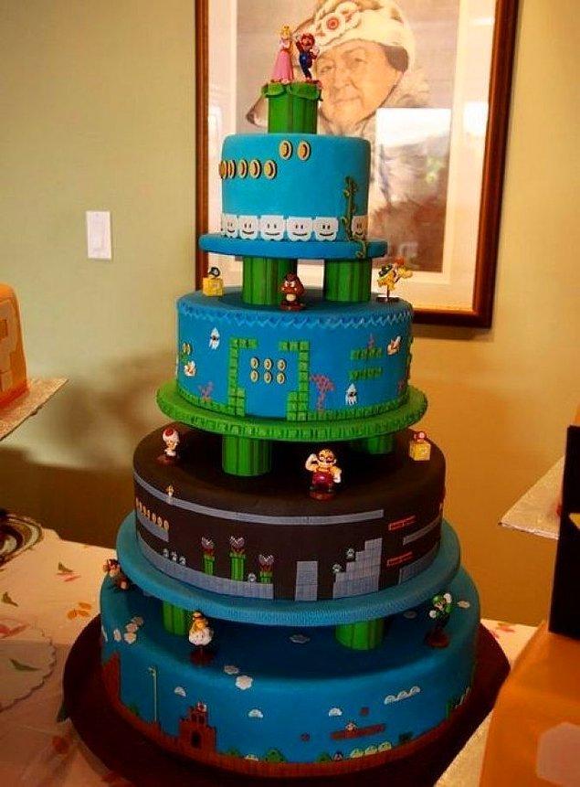 5. Super Mario Bros.