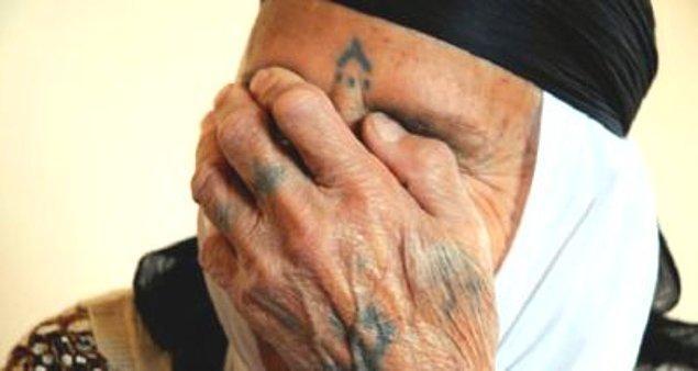 Bir Güneydoğu anısı: Dövmeler