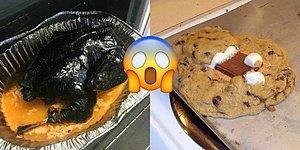 Mutfakta Başarısızlığın Kitabını Yazarak Gözlerimizi Kanatan 18 Beceriksizlik Abidesi