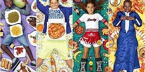 Sağlığın Temeli Beslenmedir! Dünyanın Diğer Ülkelerinde Çocuklar Bir Haftada Neler Yiyor?
