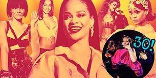 Rihanna'nın 30. Yaşını Kutladığı Fiyakalı Doğum Günü Partisi Tüm Detaylarıyla Karşınızda! 👑