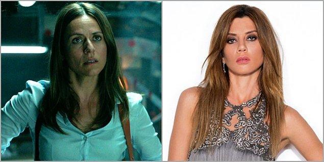 9. Raquel Murillo - Gökçe Bahadır
