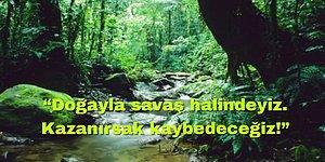 Dünyanın Akciğerleri Ormanların Önemi Hakkında Yeterince Bilgi Sahibi miyiz?