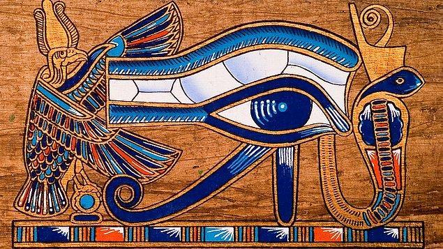 Horus'un Gözü!
