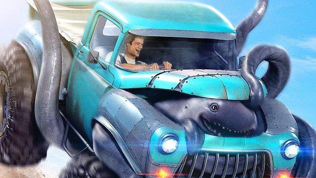 15. Monster Trucks