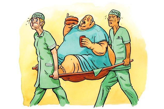 15. Obeziteye giden yol