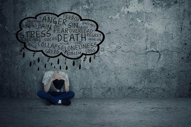 9. Depresyon belirtileri