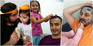 Kız Babalarının Bu Dünyadaki Süper Kahramanlar Olduğunu Kanıtlayan 14 Gösterge
