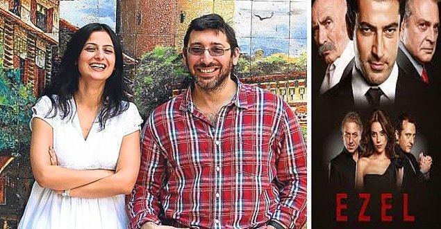 6. Ezel dizisi senaristleri; Kerem Deren ve Pınar Bulut