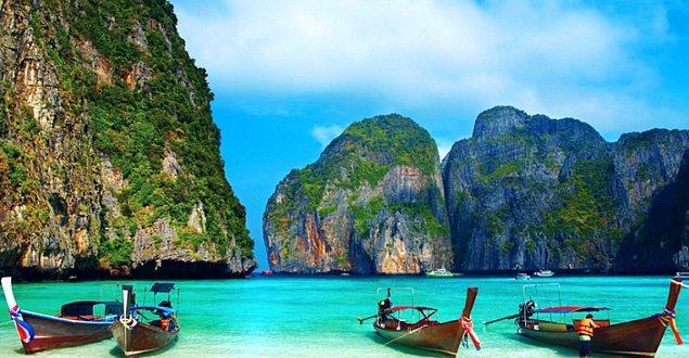 9. TAYLAND - 60.000 Dolar