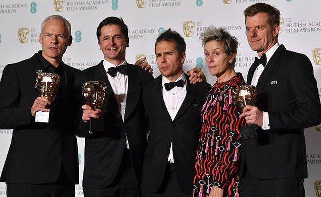 15. Oscar'ın habercisi 71. BAFTA Ödülleri sahiplerini buldu!