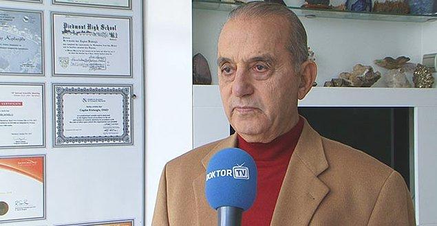 8. Prof. Dr. Erol Kışlaoğlu