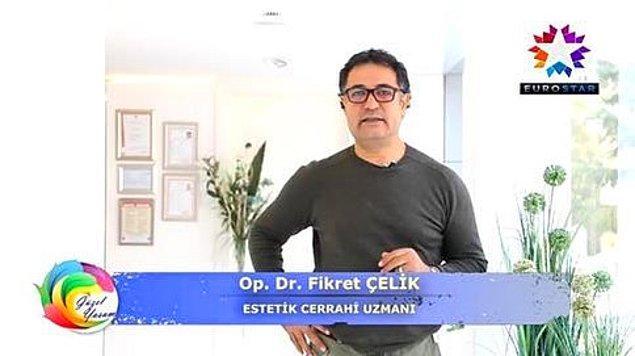 9. Op. Dr. Fikret Çelik