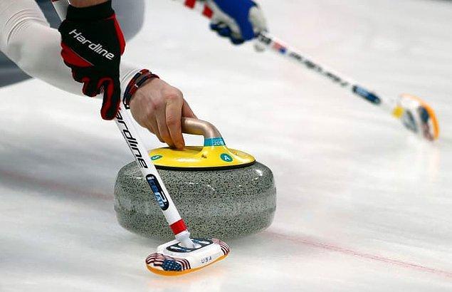 10. Curling taşları için kullanılan özel granit sadece Galler ve İskoçya'da bulunur.