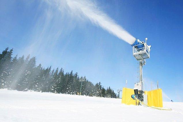 13. 1980 yılında kış olimpiyatlarında ilk kez yapay kar kullanıldı.