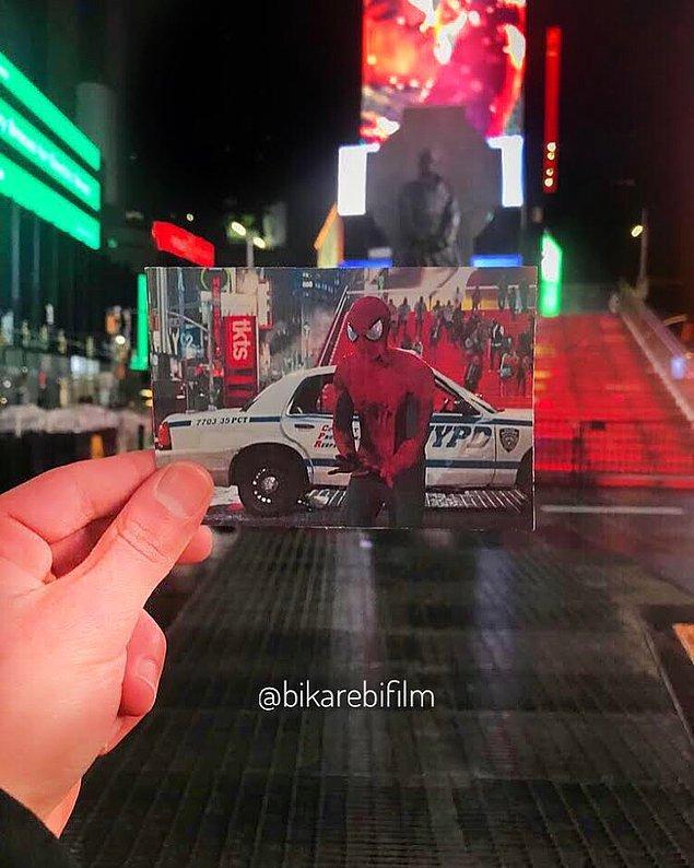 The Amazing Spider-Man 2 (Times Meydanı/New York City)