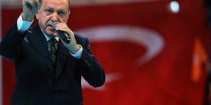 Erdoğan 'Bizi Afrin'e Götür' Sloganlarına Yanıt Verdi: 'Sefer Görev Emri Olanlar Hazır Olsun'
