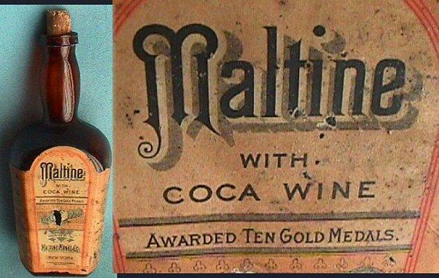 16. Coca Cola çıkmadan önce Coca Wine (Coca Şarap) adında bir içecek vardı. İçinde ise şarap ve kokain bulunuyordu.