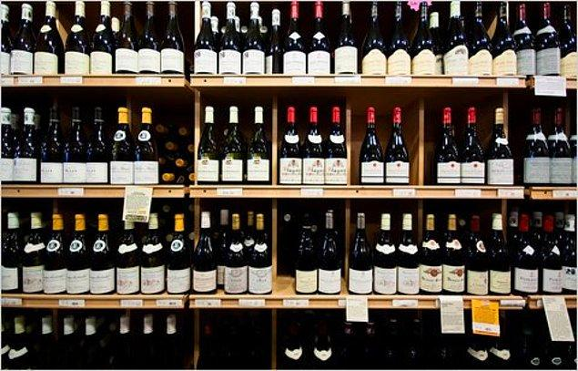 19. Bir restoranın menüsünde birkaç tane çok pahalı şarap ve yemek olmasının bir sebebi var.