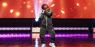 6 Yaşında Ama Profesyonellere Taş Çıkartır: Dansıyla Ünlenen Ufaklık Ellen Show'da