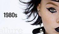 100 Yıl İçinde Değişen Göz Makyajı ve Eyeliner Trendi
