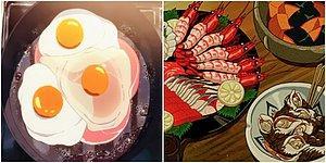 Olsa da Yesek! Japon Animasyon Filmlerinden Ağzınızı Sulandıracak 21 Kusursuz Yemek