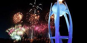 PyeongChang Kış Olimpiyat Oyunları Muhteşem Görüntülerle Sona Erdi