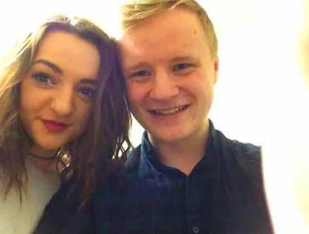 5. Maisie Williams'la tanıştığını sanmış arkadaş. 🤣