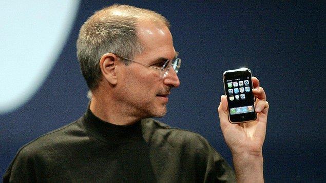 Hey gidi hey, 11 yıl önce ilkini gördüğümüz iPhone şimdilerde Apple'ın en büyük getiri kaynağı.