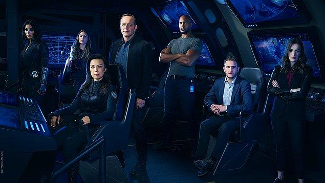 8. Marvel's Agents of SHIELD