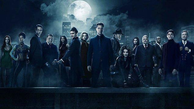 12. Gotham