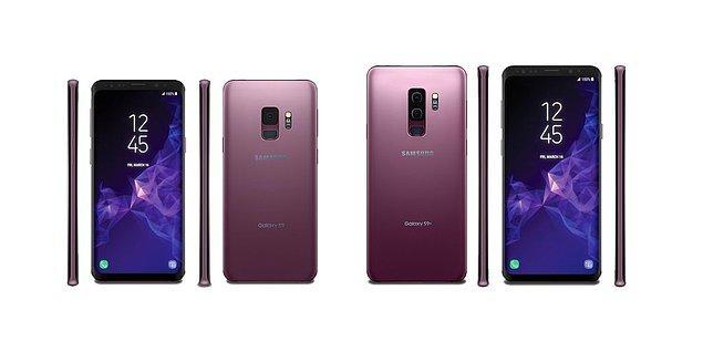 Samsung Galaxy S9 ve S9+ sonsuz ekran teknolojisinin daha da geliştiği, neredeyse kayıpsız bir görüntü deneyimi sunuyor.