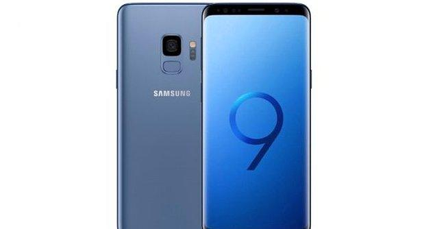Samsung Galaxy S9'un kamerasının tasarımı oluşturulurken insan gözünden etkilenildi.