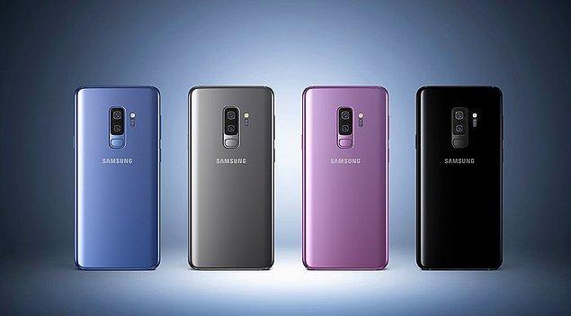 Galaxy S9 ve S9+ batarya konusunda çıtayı nereye çekecek? Bu soru da büyük merak konusuydu.