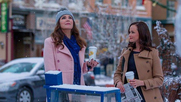 4. Gilmore Girls: A Year in the Life