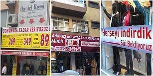 Hazırladıkları Slogan ve Kampanyalarla Vasatlıkta Sınırları Zorlamış 19 İşletme