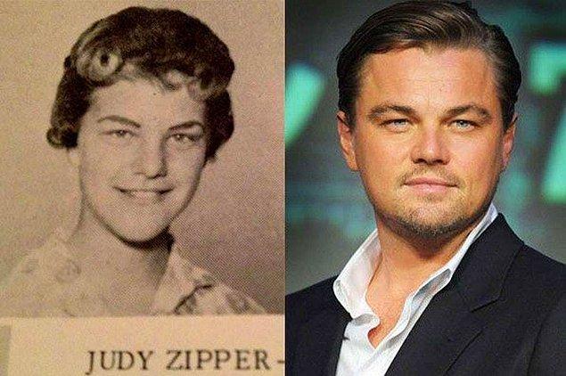 5. Bu ablamızın Leonardo DiCaprio'nun annesi çıkma ihtimali çok yüksek...
