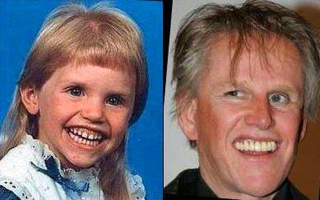 13. Gary Busey piyangosu da bu çocuğa vurmuş...