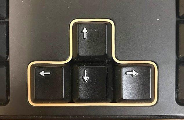 3. Klavyeye muazzam bir şekilde uyum sağlayan paket lastiği