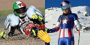Sporcu Değil Sanki Iron Man! PyeongChang Kış Olimpiyatlarında Kullanılan Birbirinden Havalı Teknolojik Ekipmanlar