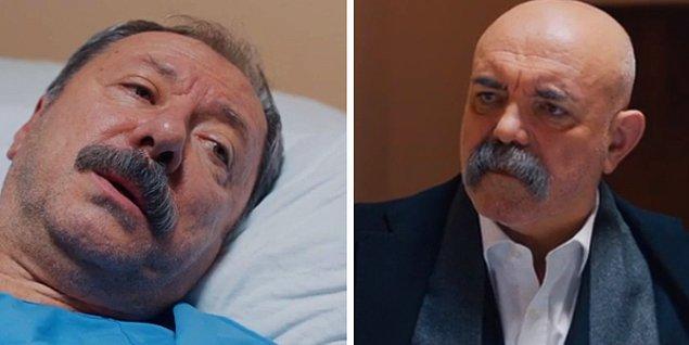 İçerden çıkar çıkmaz hastanede Paşa'yı ziyaret eden İdris Baba artık her şeyi öğrendi. Vartolu Saadettin onun oğluydu.