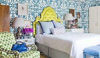 Sabahları Bambaşka Bir Enerjiyle Uyanmak İsteyenler İçin Rengarenk 26 Yatak Odası Tasarımı