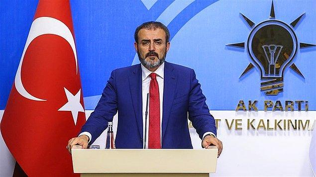 AKP Sözcüsü Ünal: 'Ülkenin birliğine ve beraberliğine yönelik bir sabotaj bu'