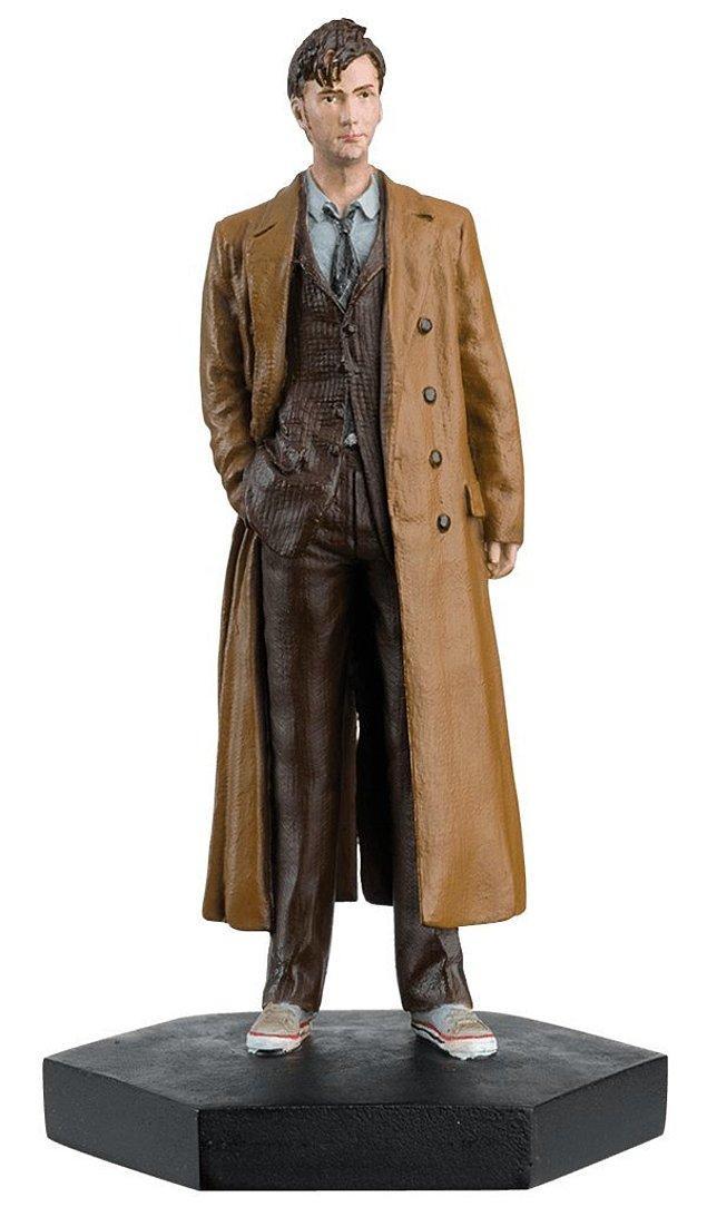 12. Döneminin ikonik dizilerinden Doctor Who'nun figürleri ve daha fazlası...