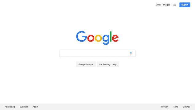 Google'ın ülkemizdeki pazar payı %90'dan fazla. En fazla kullanılan arama motoru yani. Türkiye'de de internet erişimi olan yaklaşık 64 milyon kişi var.