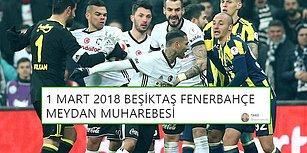 Kaos Dolu Derbi 4 Gol, 3 Kırmızı Kart! Beşiktaş - Fenerbahçe Maçının Ardından Yaşananlar ve Tepkiler