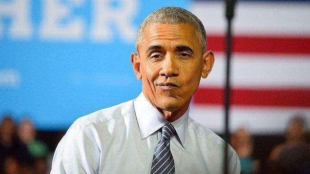 8. Barack Obama